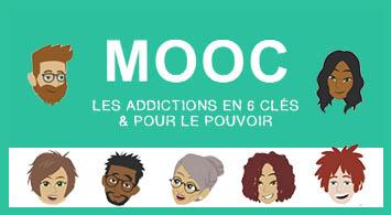 Une nouvelle session du MOOC Les addictions en 6 clés !